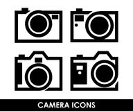 Camera design Royalty Free Stock Image