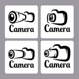 Camera design Stock Photo