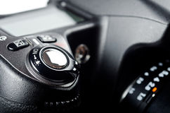 Camera Detail Royalty Free Stock Images