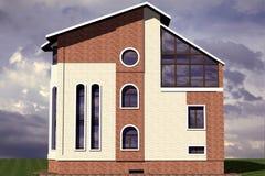 Camera di abitazione royalty illustrazione gratis