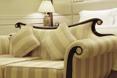 Camera di albergo Immagini Stock