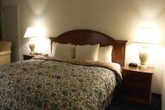 Camera di albergo fotografie stock