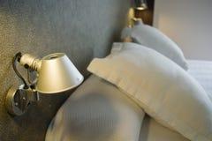 camera di albergo del particolare della base Fotografia Stock