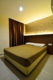 Camera di albergo di Budjet Fotografie Stock Libere da Diritti