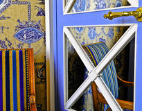 Camera di albergo francese Fotografia Stock Libera da Diritti