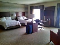 Camera di albergo di Santo Domingo immagine stock