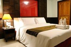 Camera di albergo in Tailandia Immagine Stock