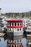Camera di barca di Vancouver Fotografia Stock