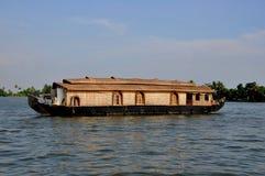 Camera di barca in India Immagini Stock Libere da Diritti
