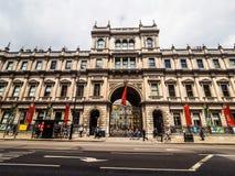 Camera di Burlington a Londra, hdr Immagini Stock Libere da Diritti