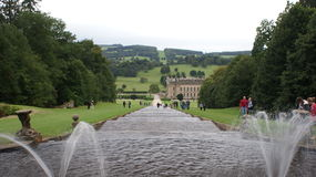 Camera di Chatsworth Immagine Stock