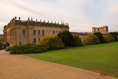 Camera di Chatsworth Fotografie Stock