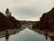 Camera di Chatsworth fotografia stock libera da diritti