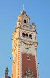Camera di commercio della città Lille Immagini Stock Libere da Diritti