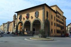 Camera di Commercio a Livorno Fotografia Stock Libera da Diritti