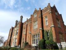 Camera di Latimer un palazzo stile Tudor, Latimer fotografie stock