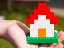 Camera di Lego Fotografie Stock Libere da Diritti