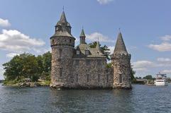 Camera di potenza, castello di Boldt in mille isole, S.U.A. Fotografia Stock