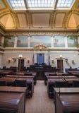 Camera di senato del Campidoglio dello stato dell'Utah Immagine Stock Libera da Diritti