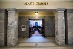 Camera di senato del Campidoglio dello stato dell'Utah Fotografia Stock Libera da Diritti