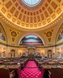 Camera di senato del Minnesota Fotografia Stock Libera da Diritti