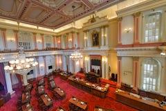 Camera di senato di California Immagine Stock
