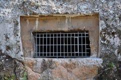 Camera di sepoltura antica della tomba di Kimons Fotografia Stock Libera da Diritti