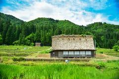 Camera di Shirakawa Fotografia Stock Libera da Diritti