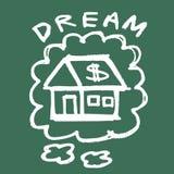 Camera di sogno Fotografia Stock Libera da Diritti