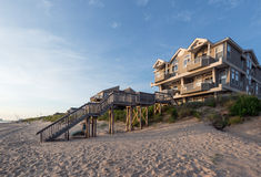 Camera di spiaggia Immagine Stock