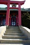 Camera di tè cinese Fotografie Stock