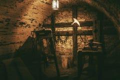 Camera di tortura Immagine Stock