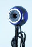 Camera. Digital computer camera. Plug and play camera device Stock Photography
