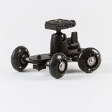 Camera Dolly Stock Photography