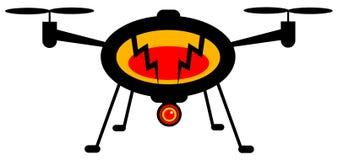 Camera drone Stock Image