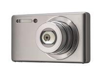 Camera with eyeball Royalty Free Stock Photo