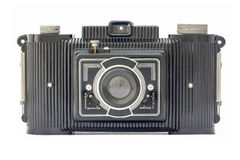 Camera of the fifties. Camera of the fifties Stock Images