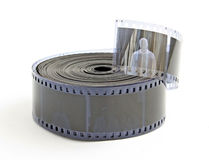 Camera film Stock Photo