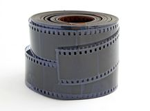 Camera film Stock Images