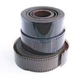 Camera film Royalty Free Stock Photo