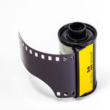 Camera film Royalty Free Stock Photo
