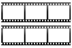 Camera Film Strip Royalty Free Stock Photography