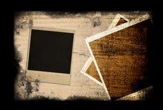 Camera Frame Design Stock Photography