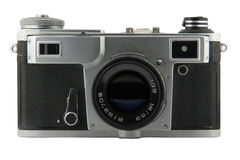 Camera frontally Stock Photos