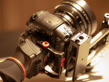 Camera gear professional Stock Images