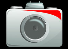 Camera icon Royalty Free Stock Images