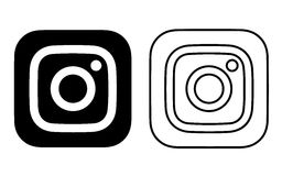 Camera Icon illustration Stock Image