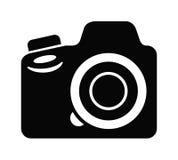 Camera icon Royalty Free Stock Photos