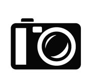 Camera icon Stock Photo