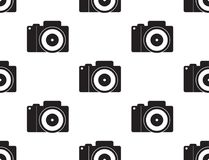 Camera icon Vector Illustration. Flat Sign Seamless on White Background. Camera icon Vector Illustration. Flat Sign Seamless on White Background vector illustration